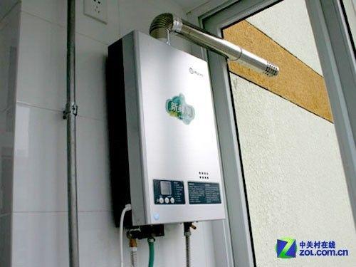 谨防冻裂 冬季使用燃气热水器牢记五点
